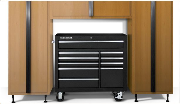 Toolchest Garage Organization, Storage Cabinet Chicago